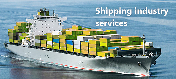 Shipping industry services